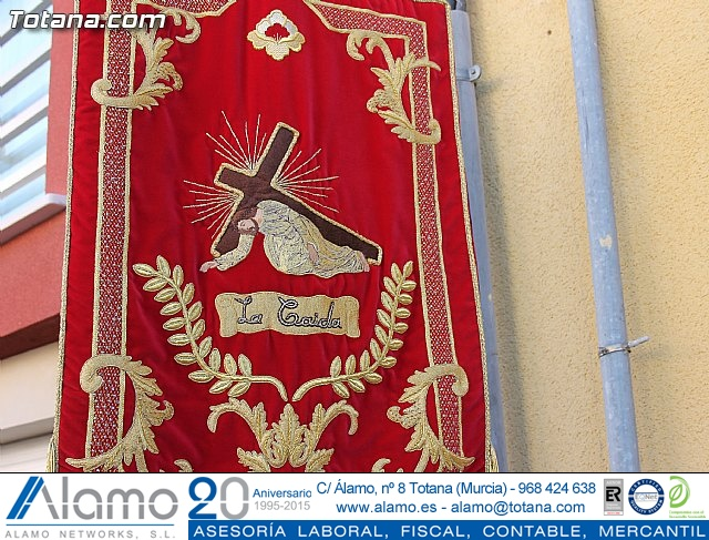Domingo de Ramos - Procesión San Roque, Convento  - Semana Santa 2015  - 10