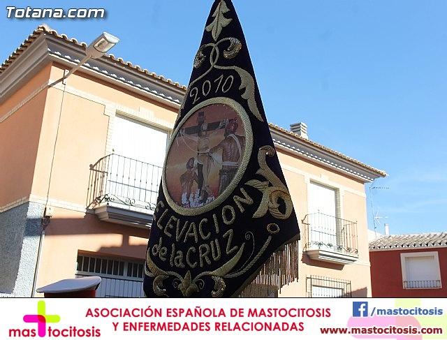 Domingo de Ramos - Procesión San Roque, Convento  - Semana Santa 2015  - 14