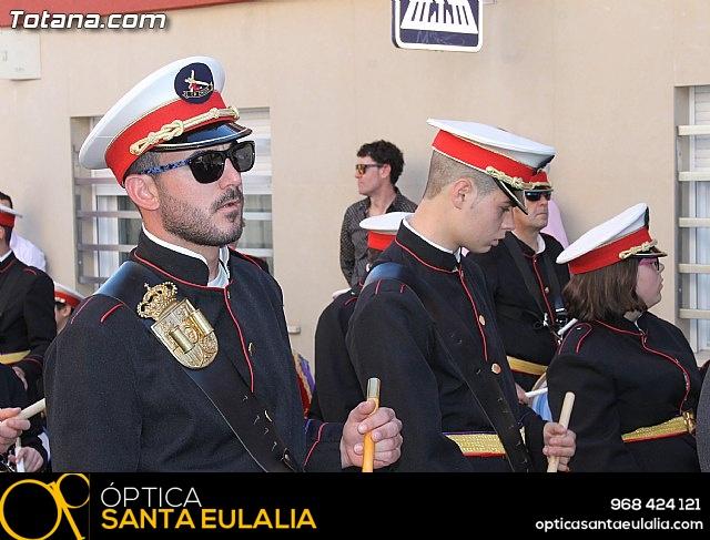 Domingo de Ramos - Procesión San Roque, Convento  - Semana Santa 2015  - 23