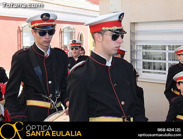 Domingo de Ramos - Procesión San Roque, Convento  - Semana Santa 2015  - 24
