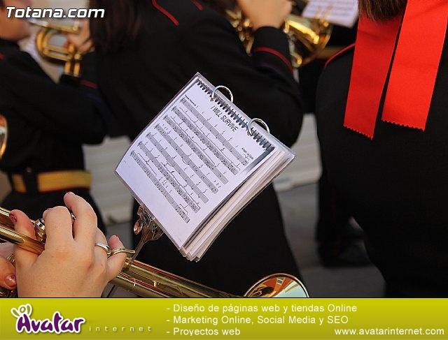 Domingo de Ramos - Procesión San Roque, Convento  - Semana Santa 2015  - 30