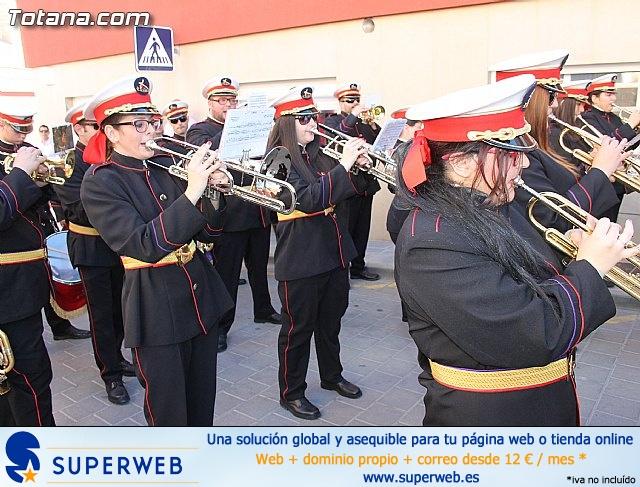 Domingo de Ramos - Procesión San Roque, Convento  - Semana Santa 2015  - 31
