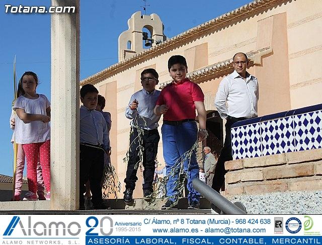 Domingo de Ramos - Procesión San Roque, Convento  - Semana Santa 2015  - 33