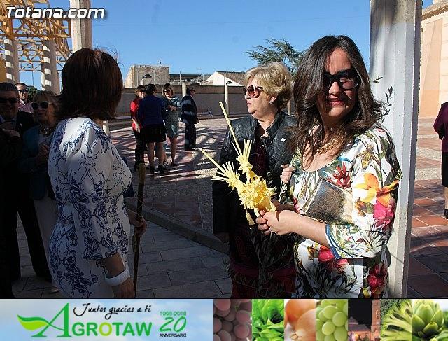 Domingo de Ramos - Procesión San Roque, Convento  - Semana Santa 2015  - 35
