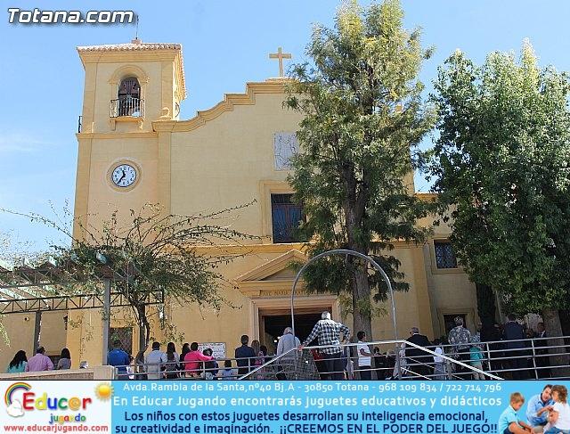 Domingo de Ramos - Procesión San Roque, Convento  - Semana Santa 2015  - 294