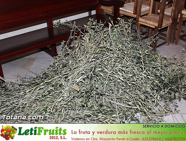 Domingo de Ramos - Procesión Iglesia Santiago - Semana Santa 2015 - 4