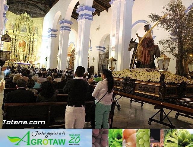 Domingo de Ramos - Procesión Iglesia Santiago - Semana Santa 2015 - 5