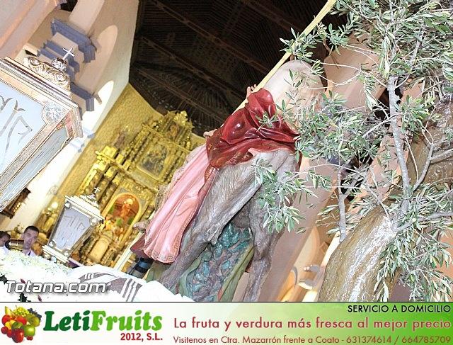 Domingo de Ramos - Procesión Iglesia Santiago - Semana Santa 2015 - 9
