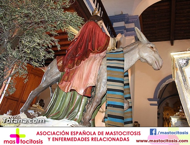Domingo de Ramos - Procesión Iglesia Santiago - Semana Santa 2015 - 11