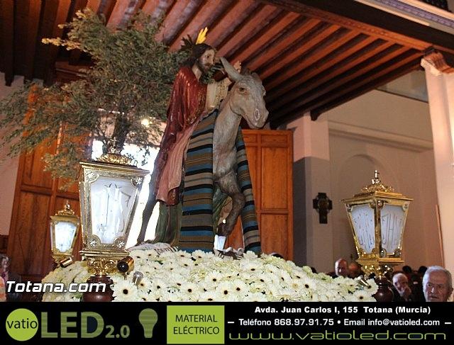 Domingo de Ramos - Procesión Iglesia Santiago - Semana Santa 2015 - 12
