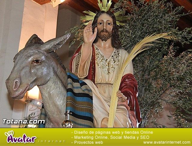 Domingo de Ramos - Procesión Iglesia Santiago - Semana Santa 2015 - 13