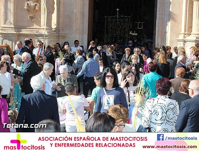Domingo de Ramos - Procesión Iglesia Santiago - Semana Santa 2015 - 16