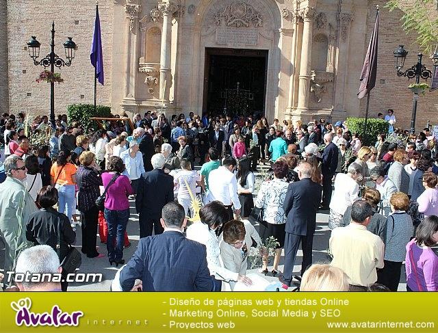 Domingo de Ramos - Procesión Iglesia Santiago - Semana Santa 2015 - 17