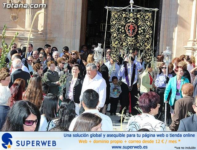 Domingo de Ramos - Procesión Iglesia Santiago - Semana Santa 2015 - 18