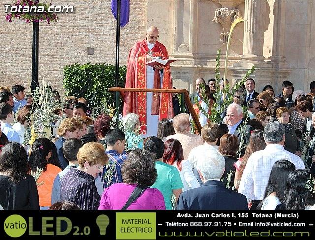 Domingo de Ramos - Procesión Iglesia Santiago - Semana Santa 2015 - 19