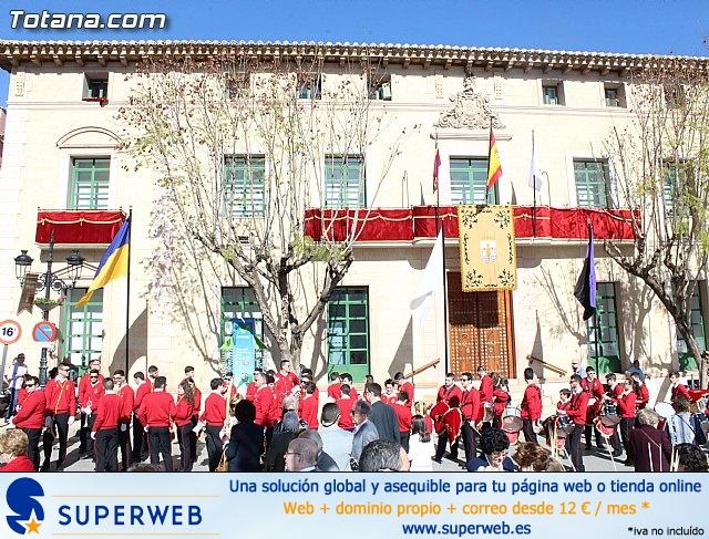 Domingo de Ramos - Procesión Iglesia Santiago - Semana Santa 2015 - 20