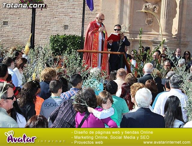 Domingo de Ramos - Procesión Iglesia Santiago - Semana Santa 2015 - 21