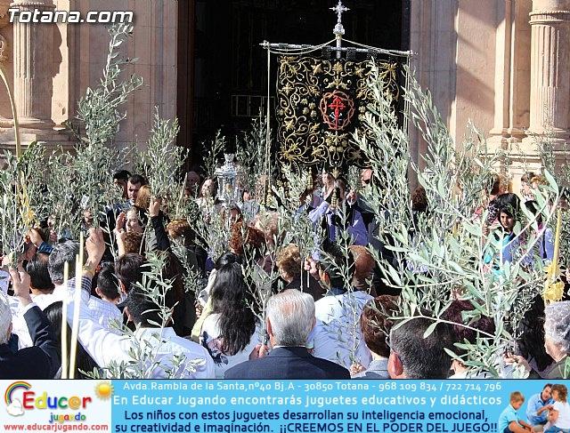 Domingo de Ramos - Procesión Iglesia Santiago - Semana Santa 2015 - 26