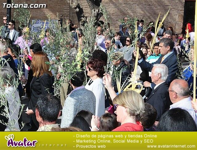 Domingo de Ramos - Procesión Iglesia Santiago - Semana Santa 2015 - 27
