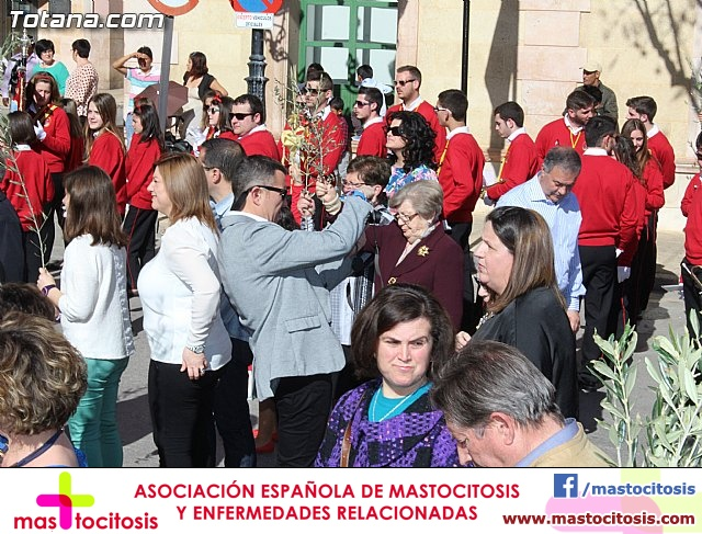 Domingo de Ramos - Procesión Iglesia Santiago - Semana Santa 2015 - 28
