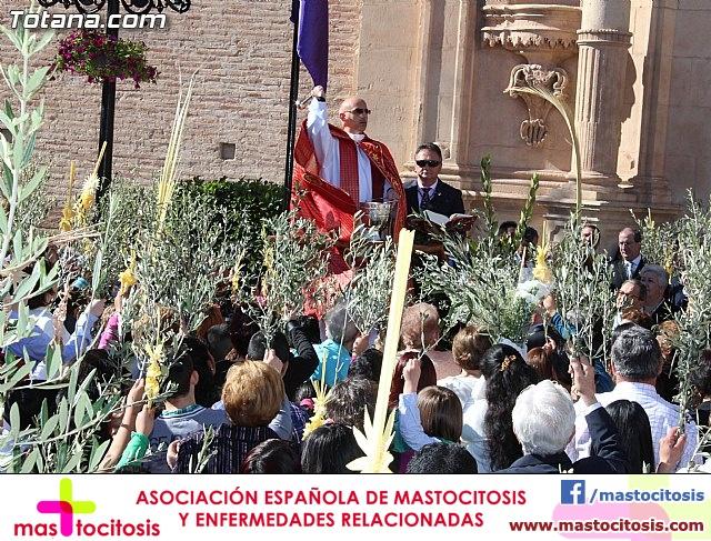 Domingo de Ramos - Procesión Iglesia Santiago - Semana Santa 2015 - 29