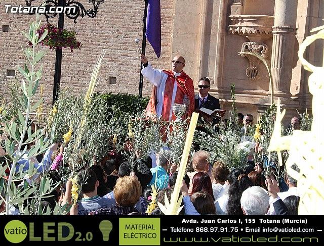 Domingo de Ramos - Procesión Iglesia Santiago - Semana Santa 2015 - 30