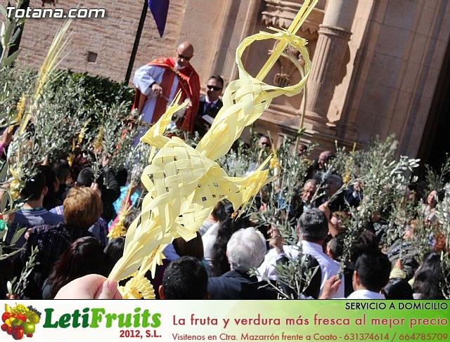 Domingo de Ramos - Procesión Iglesia Santiago - Semana Santa 2015 - 31