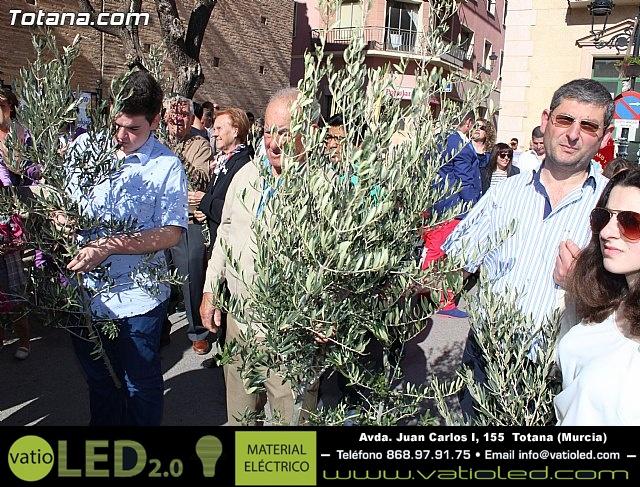 Domingo de Ramos - Procesión Iglesia Santiago - Semana Santa 2015 - 33