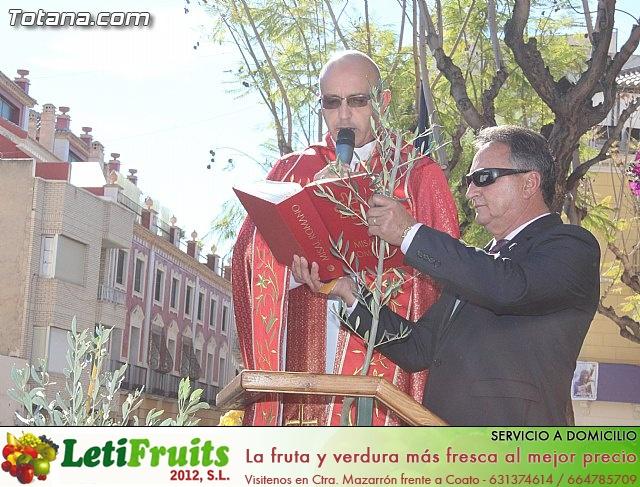 Domingo de Ramos - Procesión Iglesia Santiago - Semana Santa 2015 - 34
