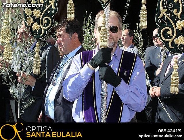 Domingo de Ramos - Procesión Iglesia Santiago - Semana Santa 2015 - 35
