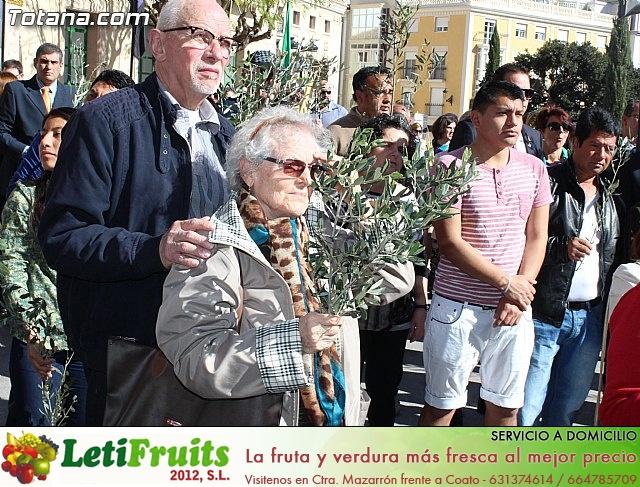 Domingo de Ramos - Procesión Iglesia Santiago - Semana Santa 2015 - 41