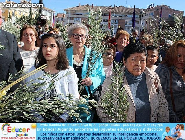 Domingo de Ramos - Procesión Iglesia Santiago - Semana Santa 2015 - 47