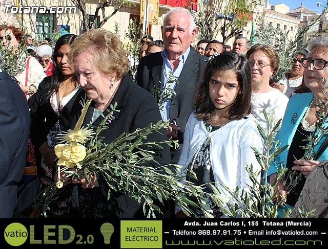 Domingo de Ramos - Procesión Iglesia Santiago - Semana Santa 2015 - 51