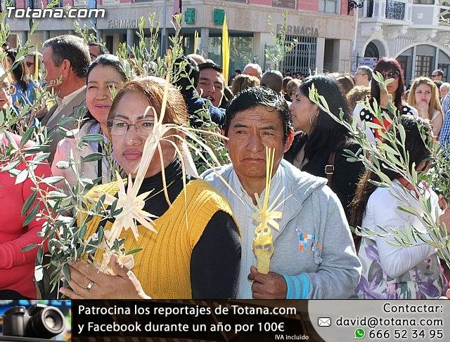 Domingo de Ramos - Procesión Iglesia Santiago - Semana Santa 2015 - 58