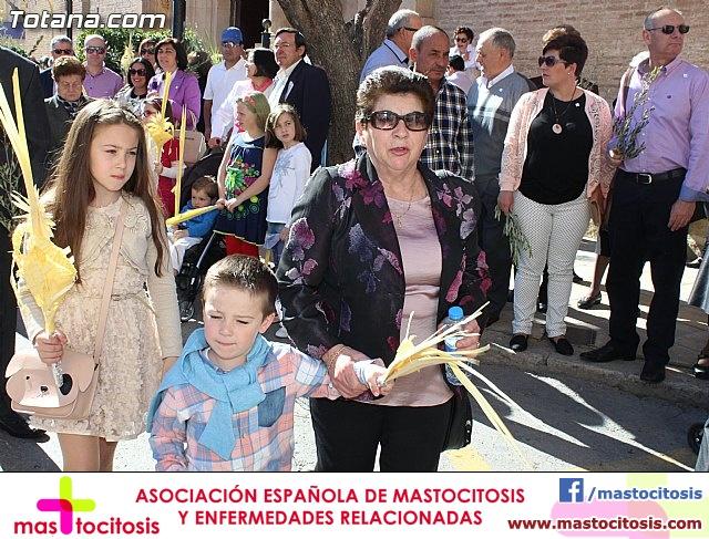Domingo de Ramos - Procesión Iglesia Santiago - Semana Santa 2015 - 67