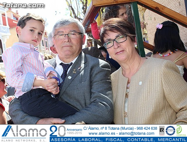 Domingo de Ramos - Procesión Iglesia Santiago - Semana Santa 2015 - 290