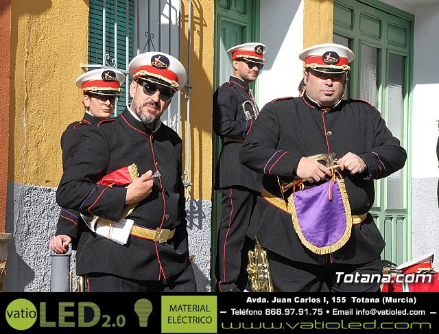 Procesión Domingo de Ramos 2018 (San Roque, Parroquia de las Tres Avemarías) - 1