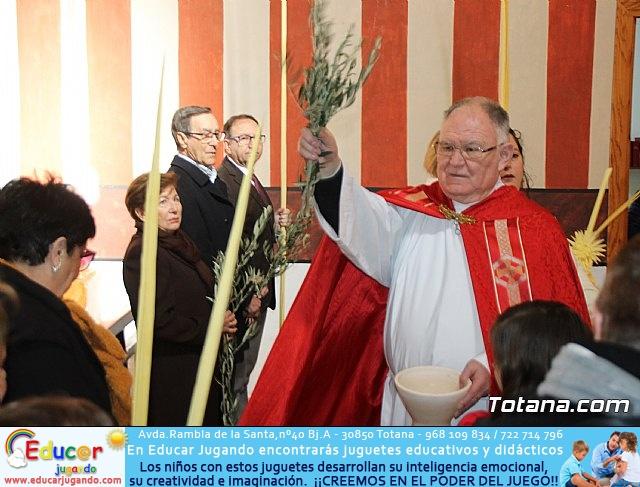 Procesión Domingo de Ramos 2018 (San Roque, Parroquia de las Tres Avemarías) - 30