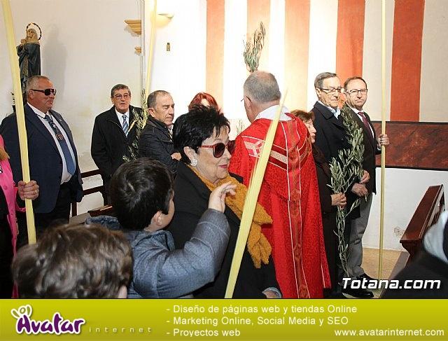 Procesión Domingo de Ramos 2018 (San Roque, Parroquia de las Tres Avemarías) - 32