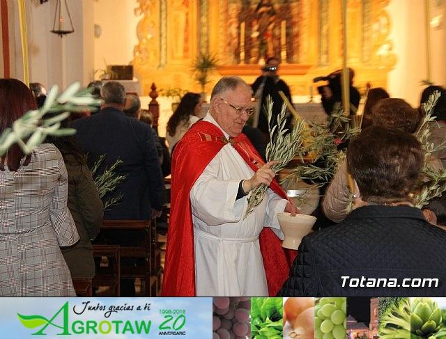 Procesión Domingo de Ramos 2018 (San Roque, Parroquia de las Tres Avemarías) - 33