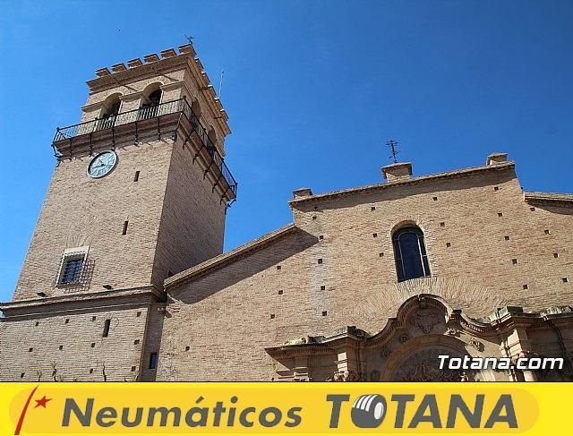 Domingo de Ramos - Procesión Iglesia de Santiago - Semana Santa de Totana 2019 - 1