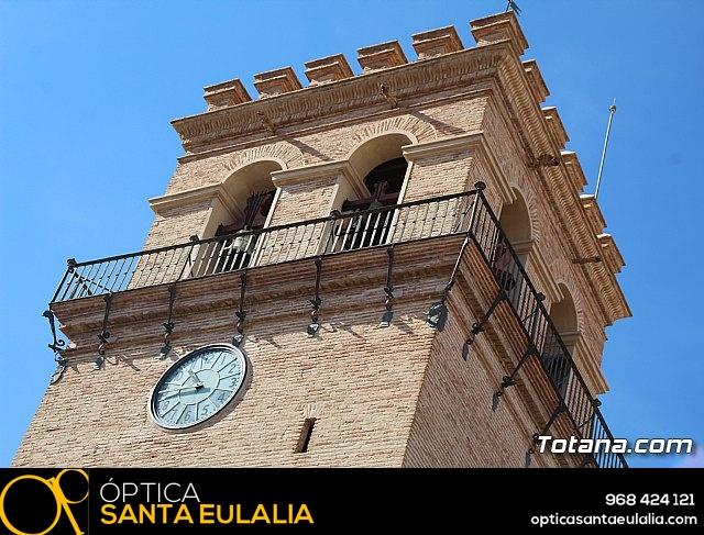 Domingo de Ramos - Procesión Iglesia de Santiago - Semana Santa de Totana 2019 - 2
