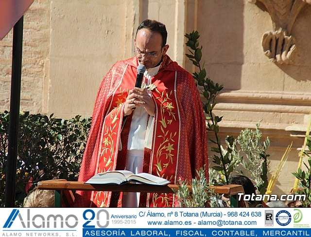 Domingo de Ramos - Procesión Iglesia de Santiago - Semana Santa de Totana 2019 - 3