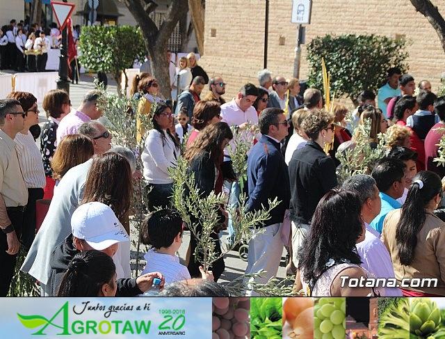 Domingo de Ramos - Procesión Iglesia de Santiago - Semana Santa de Totana 2019 - 5
