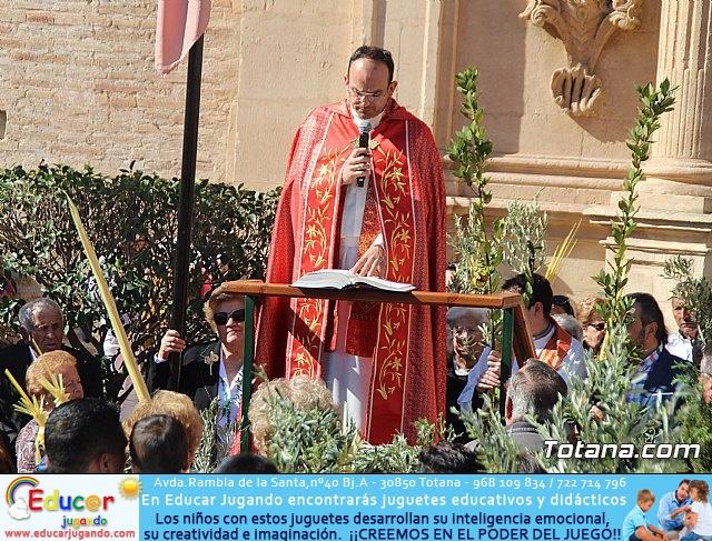 Domingo de Ramos - Procesión Iglesia de Santiago - Semana Santa de Totana 2019 - 6