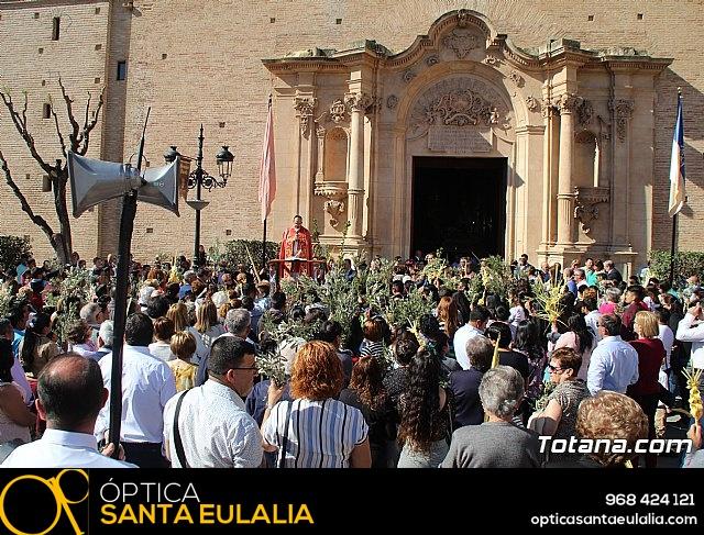 Domingo de Ramos - Procesión Iglesia de Santiago - Semana Santa de Totana 2019 - 8