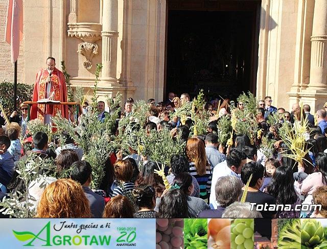 Domingo de Ramos - Procesión Iglesia de Santiago - Semana Santa de Totana 2019 - 10