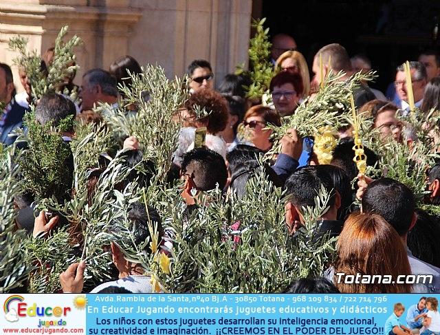 Domingo de Ramos - Procesión Iglesia de Santiago - Semana Santa de Totana 2019 - 11