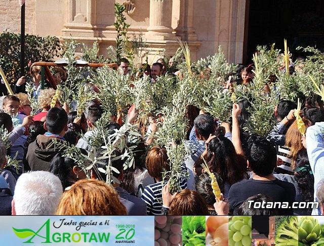 Domingo de Ramos - Procesión Iglesia de Santiago - Semana Santa de Totana 2019 - 12