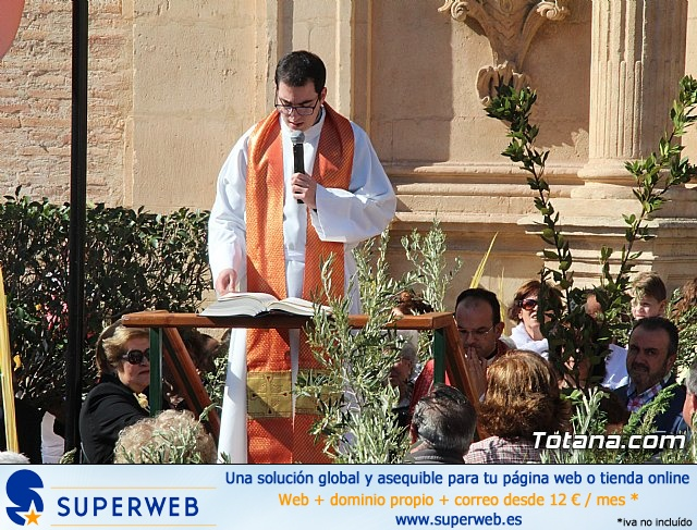 Domingo de Ramos - Procesión Iglesia de Santiago - Semana Santa de Totana 2019 - 18